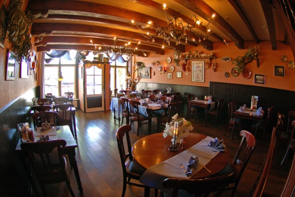 Portugees restaurant COSTAS, de beneden verdieping